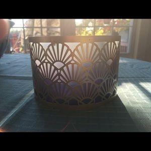 Ya nkee Candle Twilight Dusk Jar Candle Shade